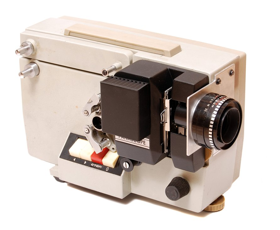 Panascope projector