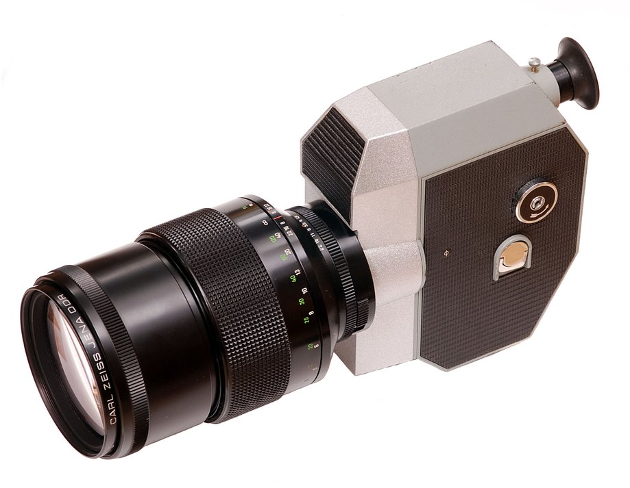 Panascope 8 Reflex camera