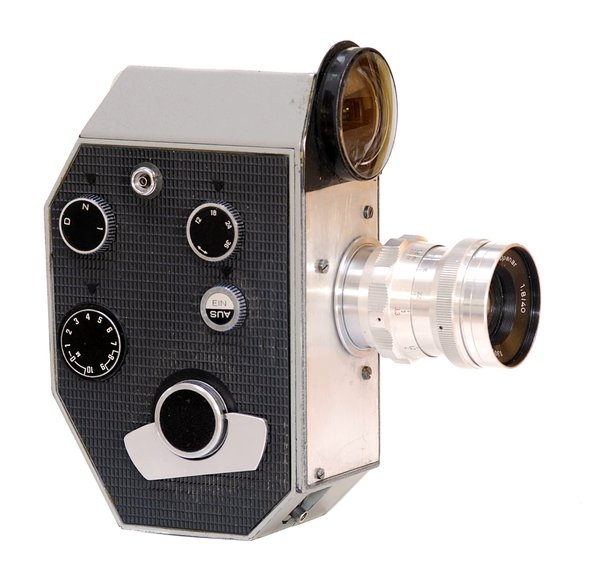 Panascope Ultrapan camera