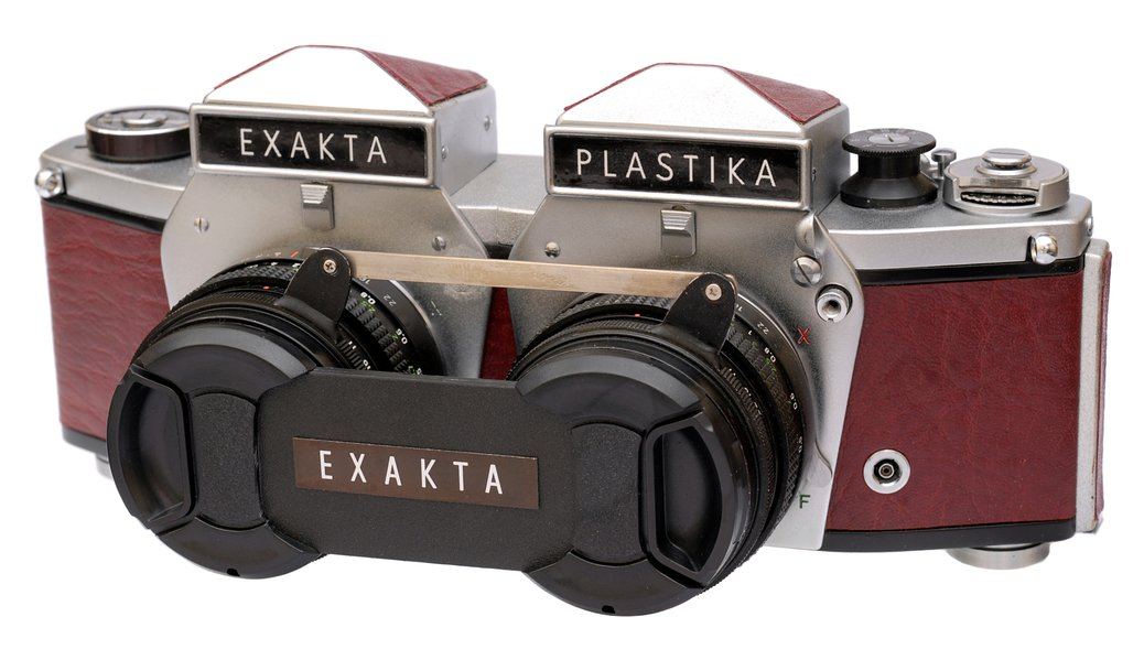 Exakta Plastika single lens reflex
