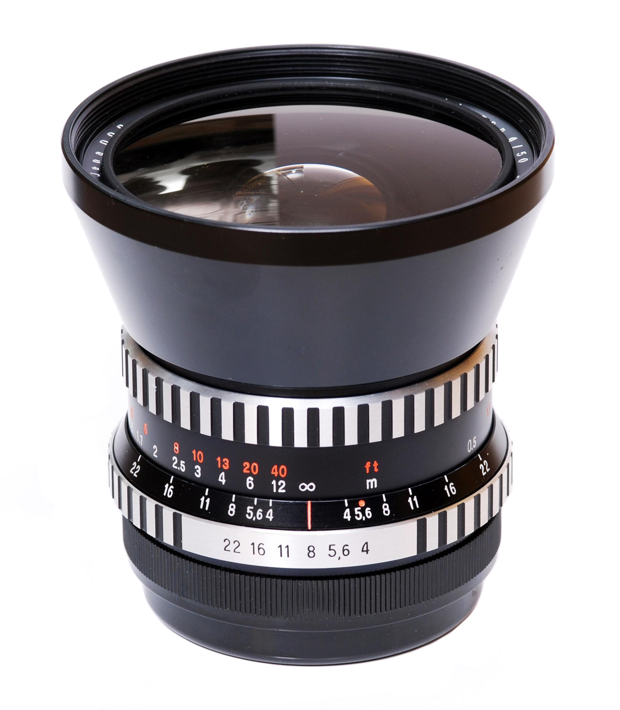 Analoge Fotografie Foto & Camcorder Carl Zeiss Flektogon 1:4 50mm Aus Jena Objektiv Für Pentacon Six Hohe QualitäT Und Preiswert