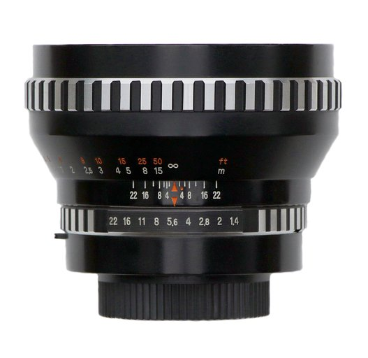 Zeiss Jena Pancolar 1,4/75mm