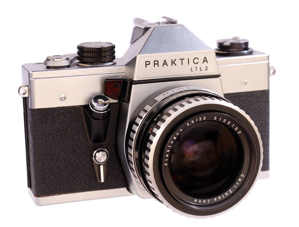 Praktica LTL2 Flektogon 35mm