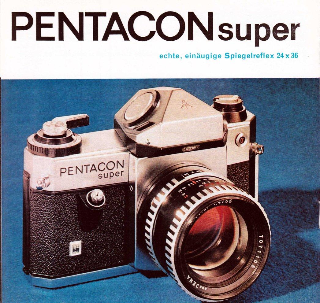 Pentacon Super