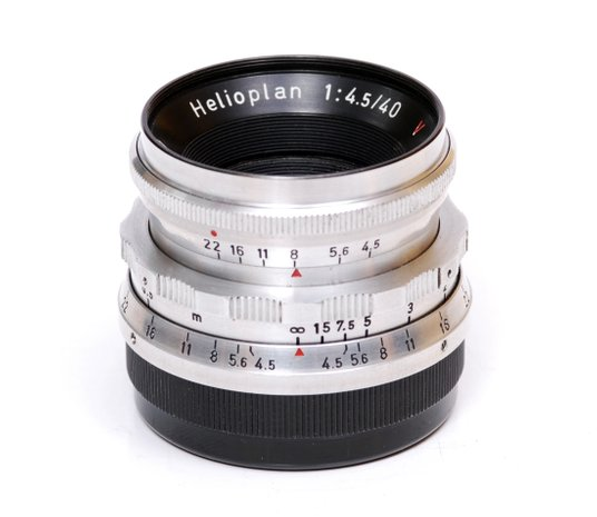 Meyer Helioplan 40mm