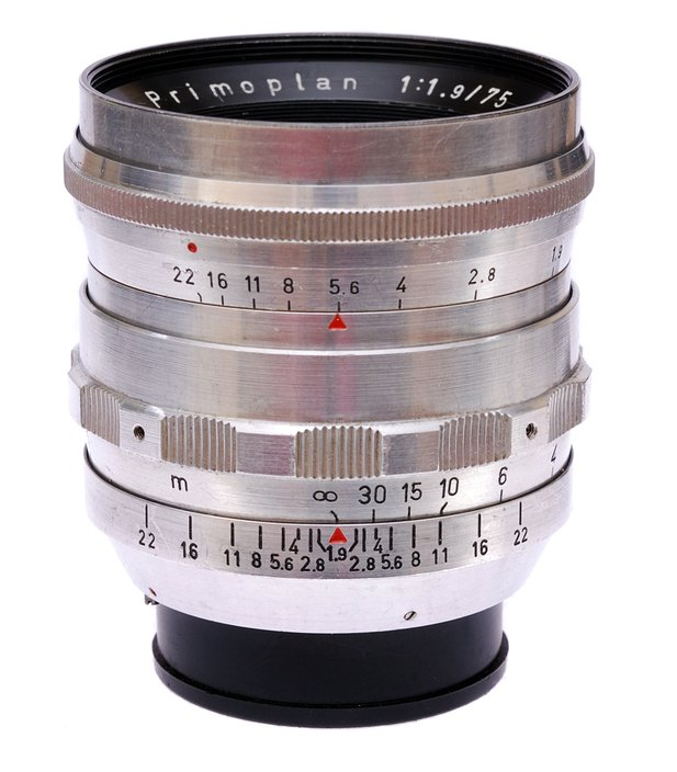 Meyer Primoplan 1,9/75mm