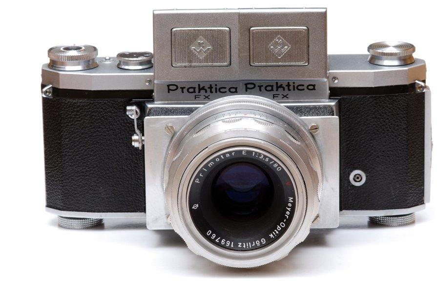 Praktica panorama reflex